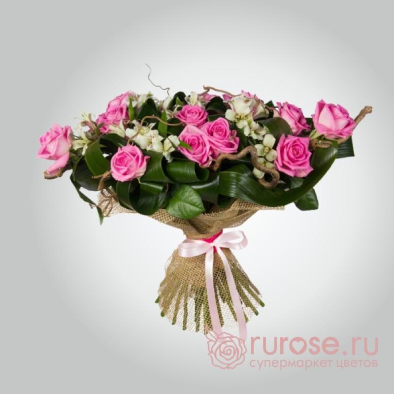 Доставка цветов в ростове через интернет где можно купить синие розы в спб