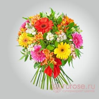 """Букет """"Карнавал цветов"""""""