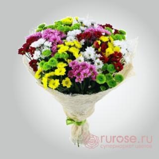 """Букет хризантем """"Аваленсия"""""""