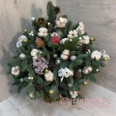 Ель новогодняя №5