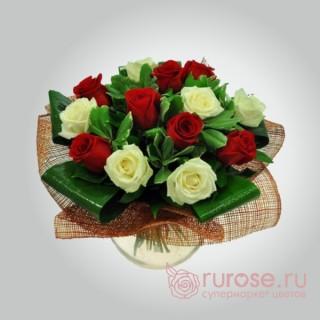 """Букет роз """"Капля любви"""""""