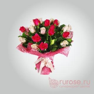 """Букет роз """"Аленушка"""""""