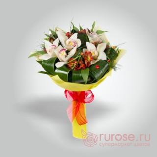 """Букет орхидей """"Надежды"""" (средний)"""
