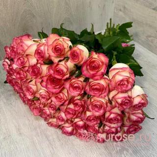 """Букет из 51 розы """"Джумилия"""""""