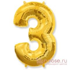 Цифра 3, Золото