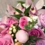 """Цветы в коробке """"Колыбель"""""""