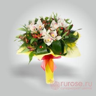 """Букет орхидей """"Надежды"""" (большой)"""