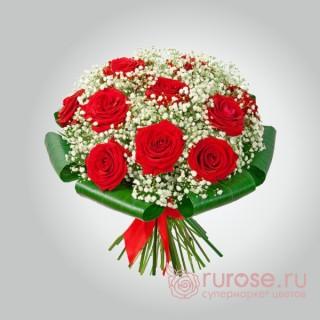 "Букет роз ""Мадам"""