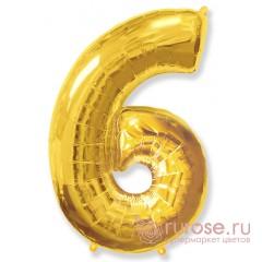 Цифра 6, Золото