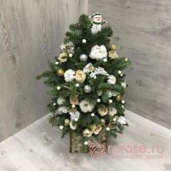 Ель новогодняя №1