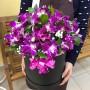 "Орхидеи в коробке ""Пикассо"""
