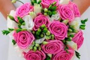 Выбираем цветы на свадьбу