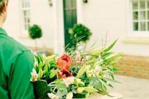 Цветы на дом