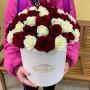 Цветы в коробке «Эдит»