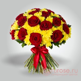 """Букет цветов """"Рио-де-Жанейро"""""""