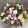 Цветы в коробке «Кателина»