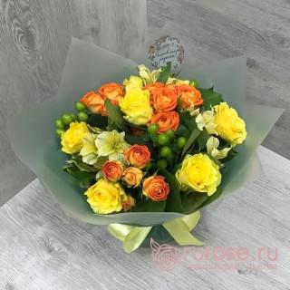 """Букет роз """"Прага"""""""