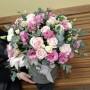 """Цветы в коробке """"Искушение"""""""