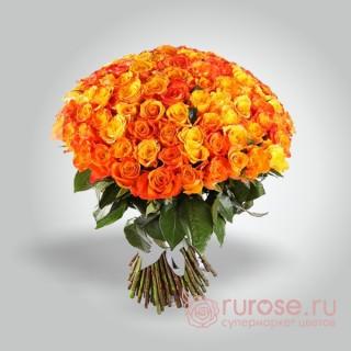 Оранжевый шейк