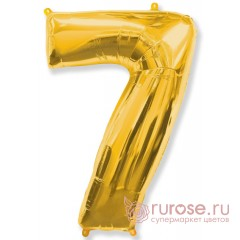Цифра 7, Золото